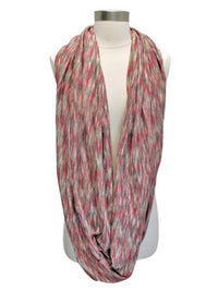Variegated Light Knit Infinity Scarf
