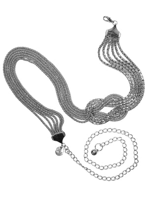 Multi Strand Celtic Knot Chain Belt