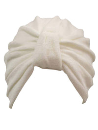 Terry Cloth Turban Head Wrap