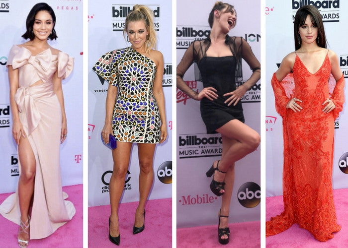 Billboard Music Awards Fashion 2017