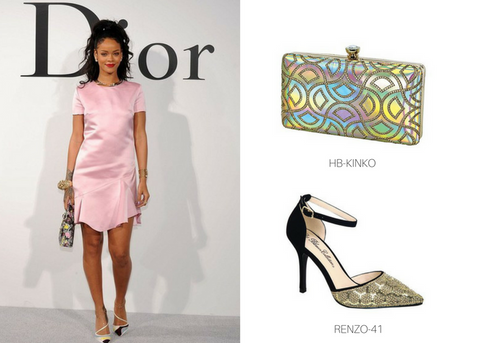 Evening Clutch and Shoe Trend