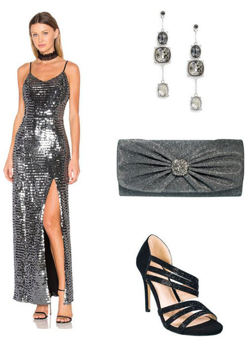 Prom Looks: Must Have Metallics – De Blossom Collection