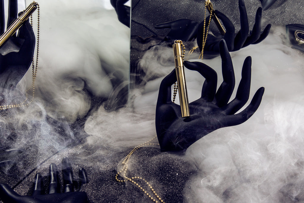 Smoke Chamber Necklace