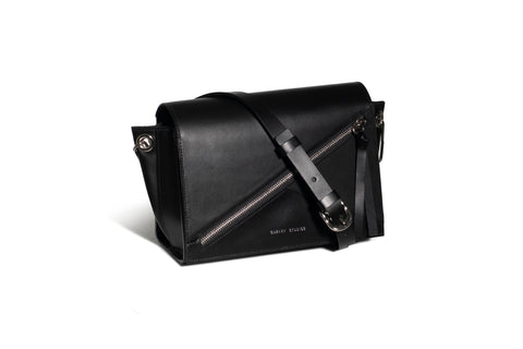 Signature Arrow Crossbody Bag