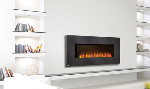 What is an Electric Fireplace? Check out our blog explaining what an electric fireplace is and learn how easy they are to use!