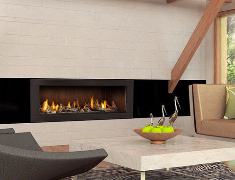 Napoleon Linear 62 Fireplace withSurround