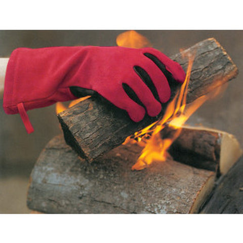 FlameX Deluxe High Temperature Safety Gloves - Colorado Fireplace Supply