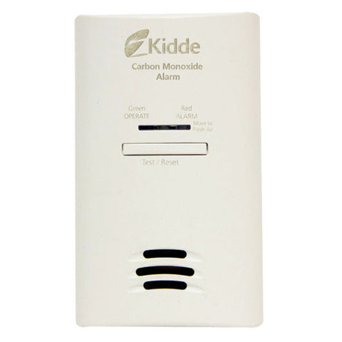 Nighthawk Carbon Monoxide Alarm with Battery Backup - Colorado Fireplace Supply