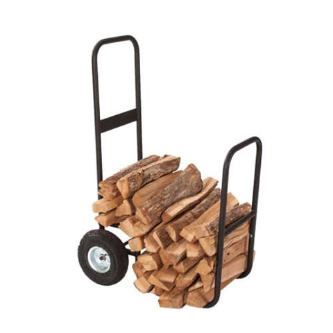 Log Caddy Firewood Moving Cart - Colorado Fireplace Supply