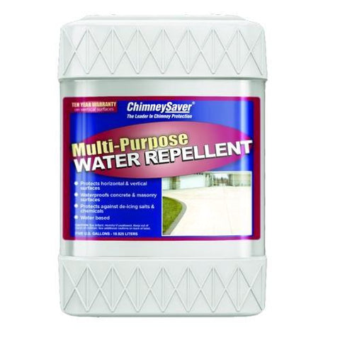 5 Gallon ChimneySaver Multi-Purpose Masonry Water Repellent - Colorado Fireplace Supply