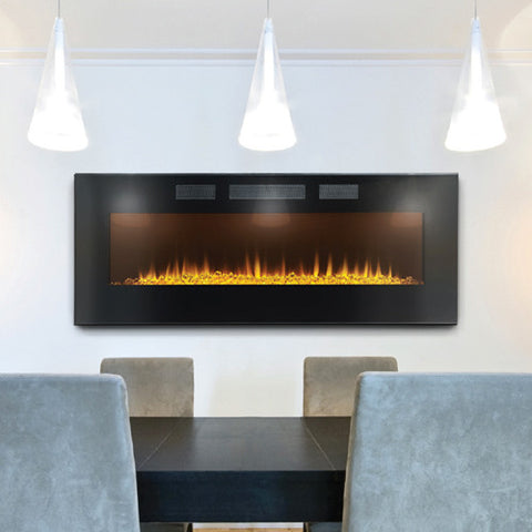 Napoleon Azure 50 EFL50FH Wall Hanging or Recessed Electric Fireplace - Colorado Fireplace Supply