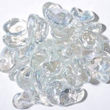 Glacier Ice Jelly Bean Fire Glass 5lbs - Colorado Fireplace Supply