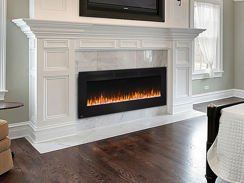 Napoleon Allure 60 Nefl60fh Wall Hanging Or Recessed Electric Fireplac Colorado Fireplace Supply