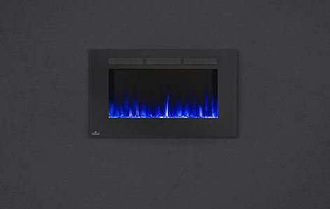 Napoleon Allure 42 NEFL42FH Wall Hanging or Recessed Electric Fireplace - Colorado Fireplace Supply