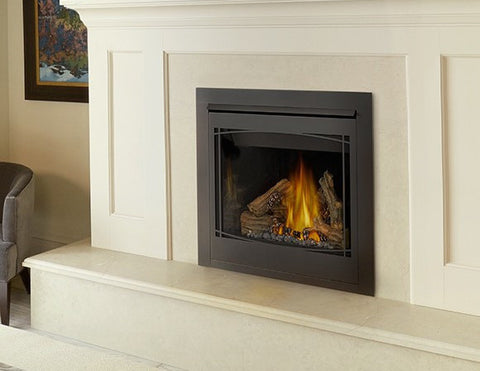 "Napoleon Ascent GX36 Direct Vent 36"" Electronic Ignition Fireplace - Colorado Fireplace Supply"