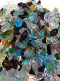 Confetti Mix Fire Glass 5lbs - Colorado Fireplace Supply