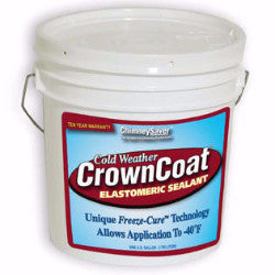 Cold Weather CrownCoat Chimney Waterproof Sealant - Colorado Fireplace Supply