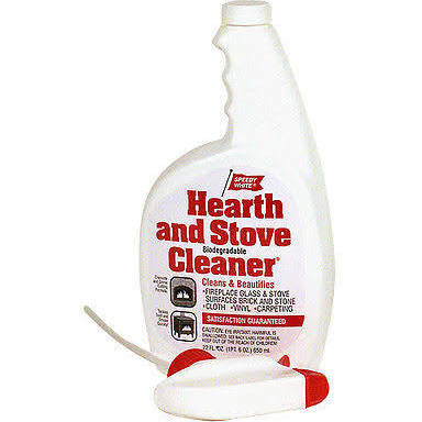 Speedy White Multi Purpose Hearth and Stove Cleaner - Colorado Fireplace Supply
