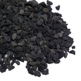 Black Volcanic Rock Cinders Coal Kit - Colorado Fireplace Supply