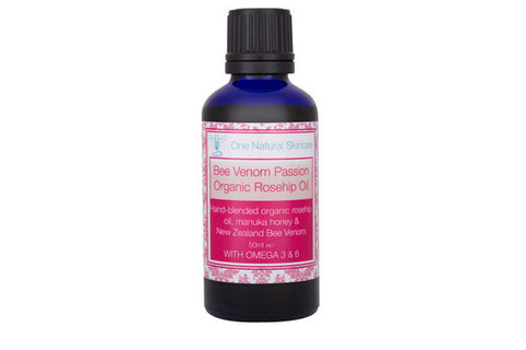 Bee Venom PASSION Organic Rosehip Oil