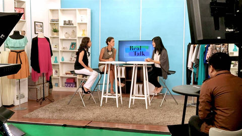 Love Curves PH at CNN Philippines Real Talk