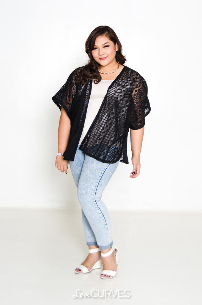 Lace Cover-up - SIE