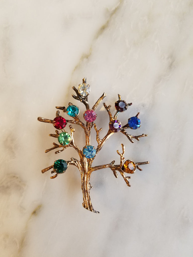 rhinestones in fashion accessory item clip tree brooch pins full christmas crystal brooches year buckle jewelry gift women mloveacc for pin scarf new wholesale collar from wedding