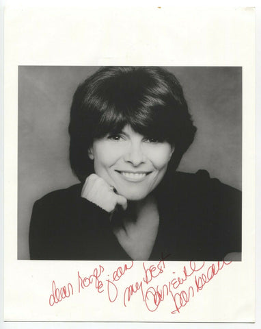 Adrienne Barbeau Signed 8x10 Inch Photo Autographed Signature Grease