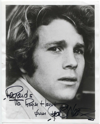 Ryan O'Neal Signed 8x10 Photo Autographed Signature Actor