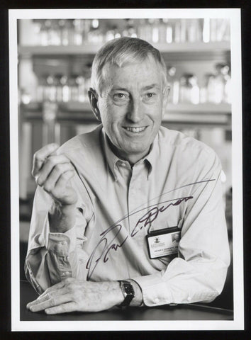 Peter Doherty Signed Photo Autographed Signature Nobel Prize Winner