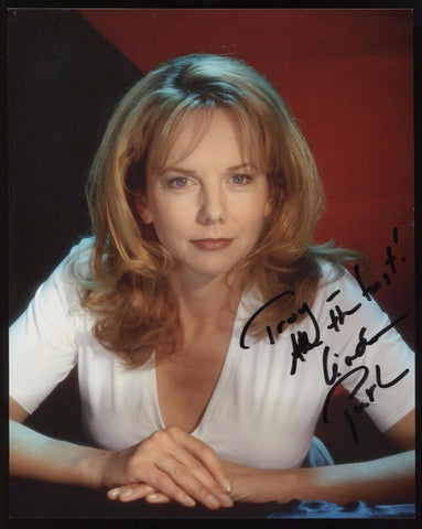 Linda Purl Signed 8x10 Photo Autographed Photograph Vintage Signature The Office