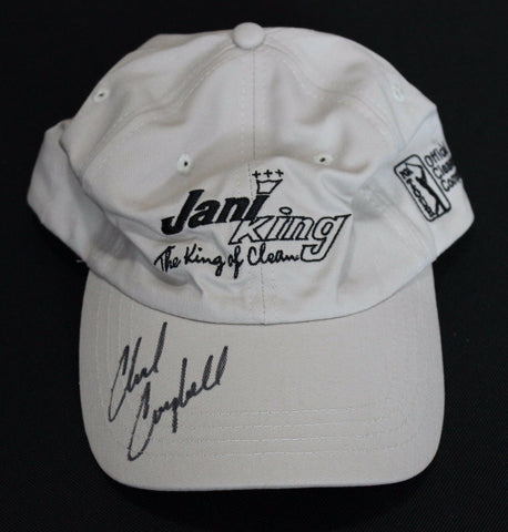 Chad Campbell Signed PGA Tour Golf Hat Autographed Golf Cap
