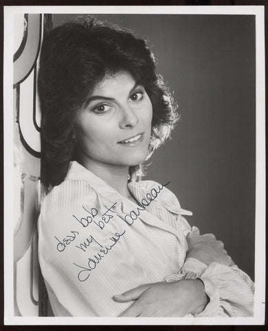 Adrienne Barbeau Signed 8x10 Photo  Autographed AUTO Grease