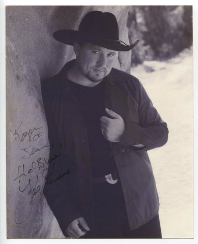 Tate Stevens Signed 8x10 Inch Photo Autographed Signature Country Music Singer