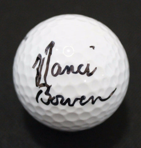 Nanci Bowen Signed Golf Ball Autographed Signature Titleist HVC Tour