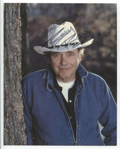 Bobby Bare Signed 8x10 Inch Photo Autographed Signature Country Singer