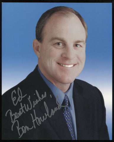Ben Howland Signed 8x10 Photo College NCAA Basketball Coach Autographed