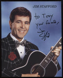 Jim Stafford Signed 8x10 Photo Autographed Photograph Vintage Signature