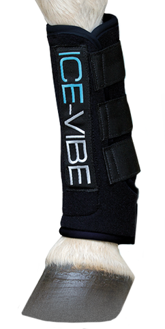 Ice-Vibe Circulation Therapy Boots - Tendon