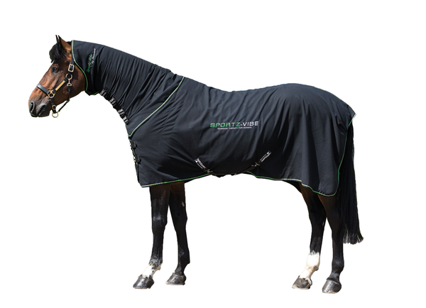 Sportz-Vibe Massage Therapy for Horses | Natural & Effective | HorseFit NZ