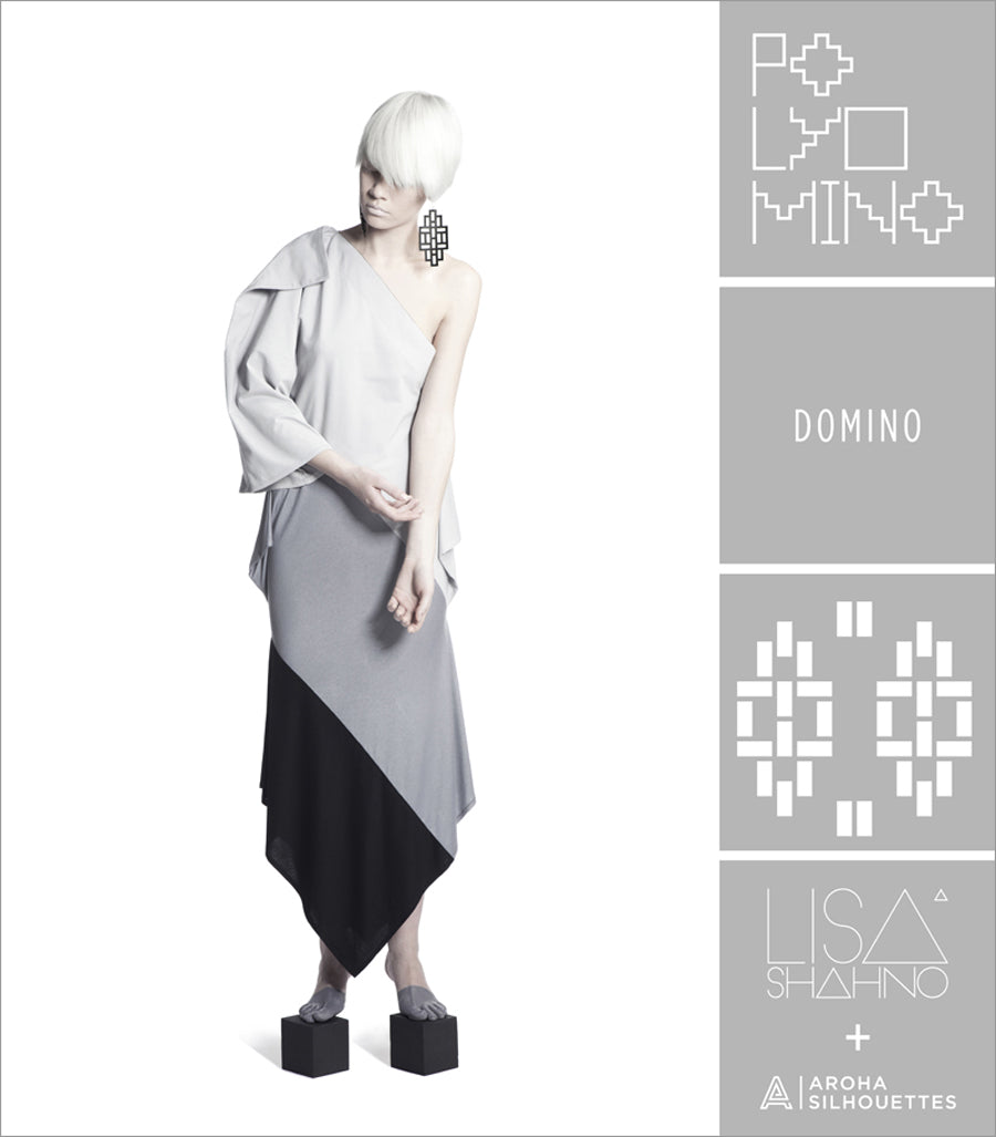 The Polyomino Game by Lisa Shahno and Aroha Silhouettes