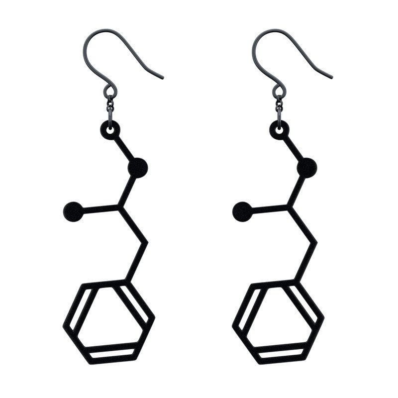 Methamphetamine Earrings