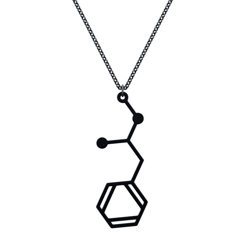 Methamphetamine Necklace