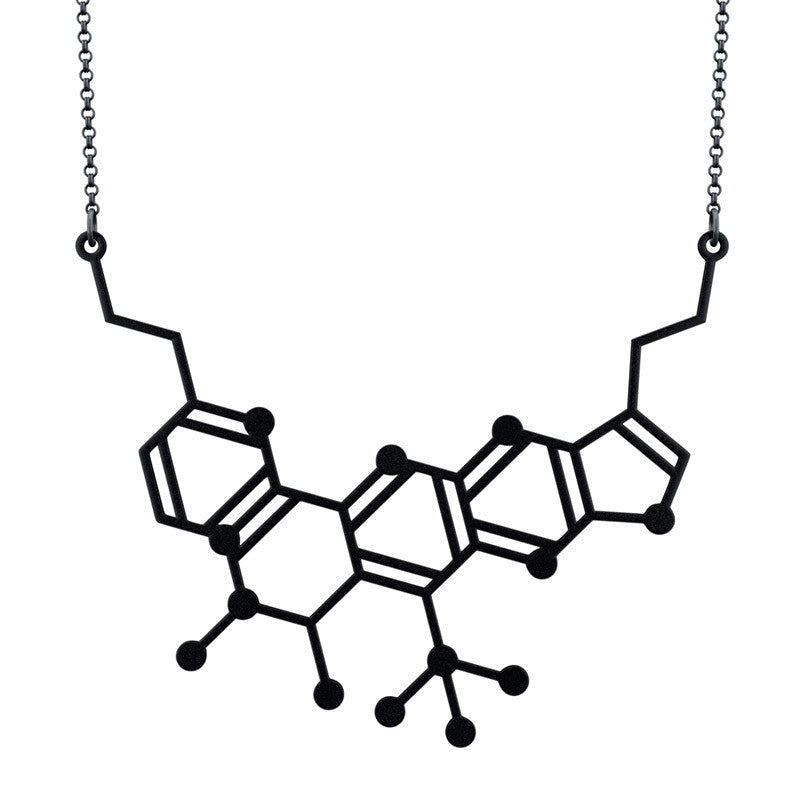 Neurotransmitter Necklace