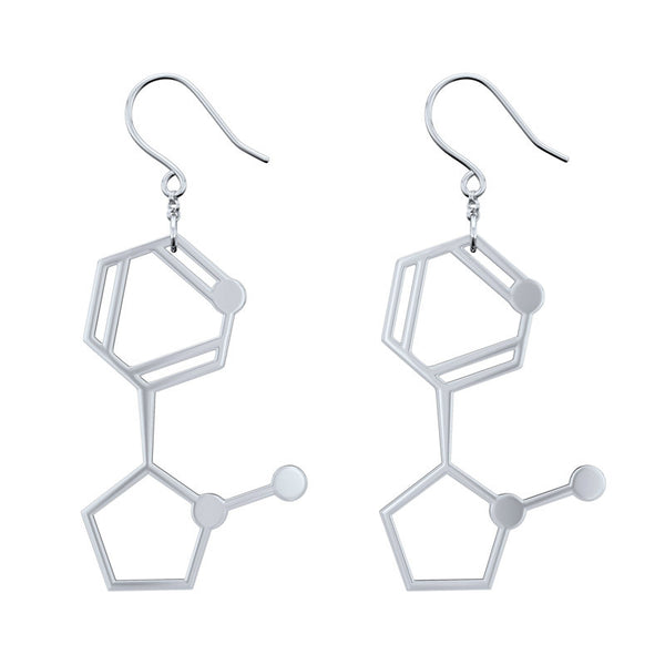 Nicotine Earrings