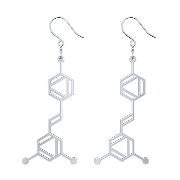 Resveratrol Earrings