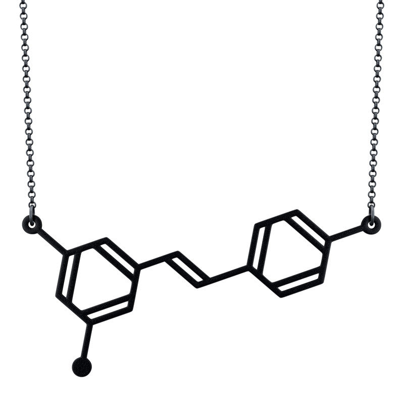 Resveratrol Necklace
