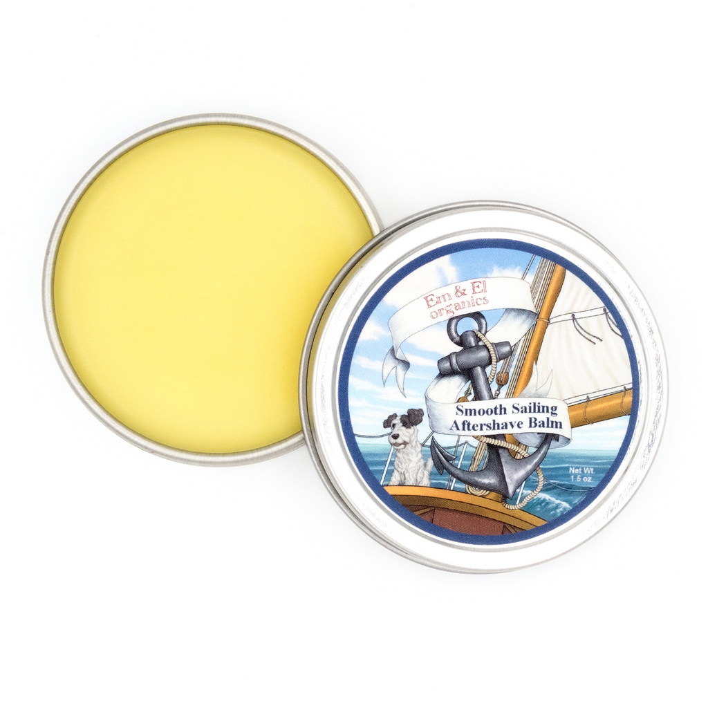 Smooth Sailing Aftershave Balm