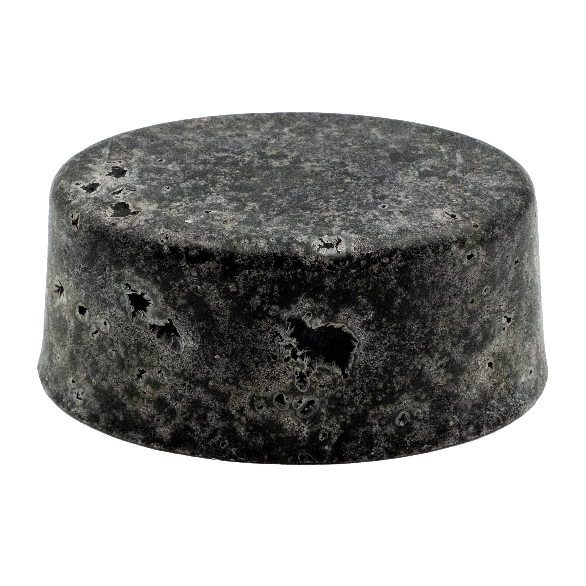 Handcrafted Organic Anti-Acne & Sensitive Skin Facial Charcoal Bar Soap