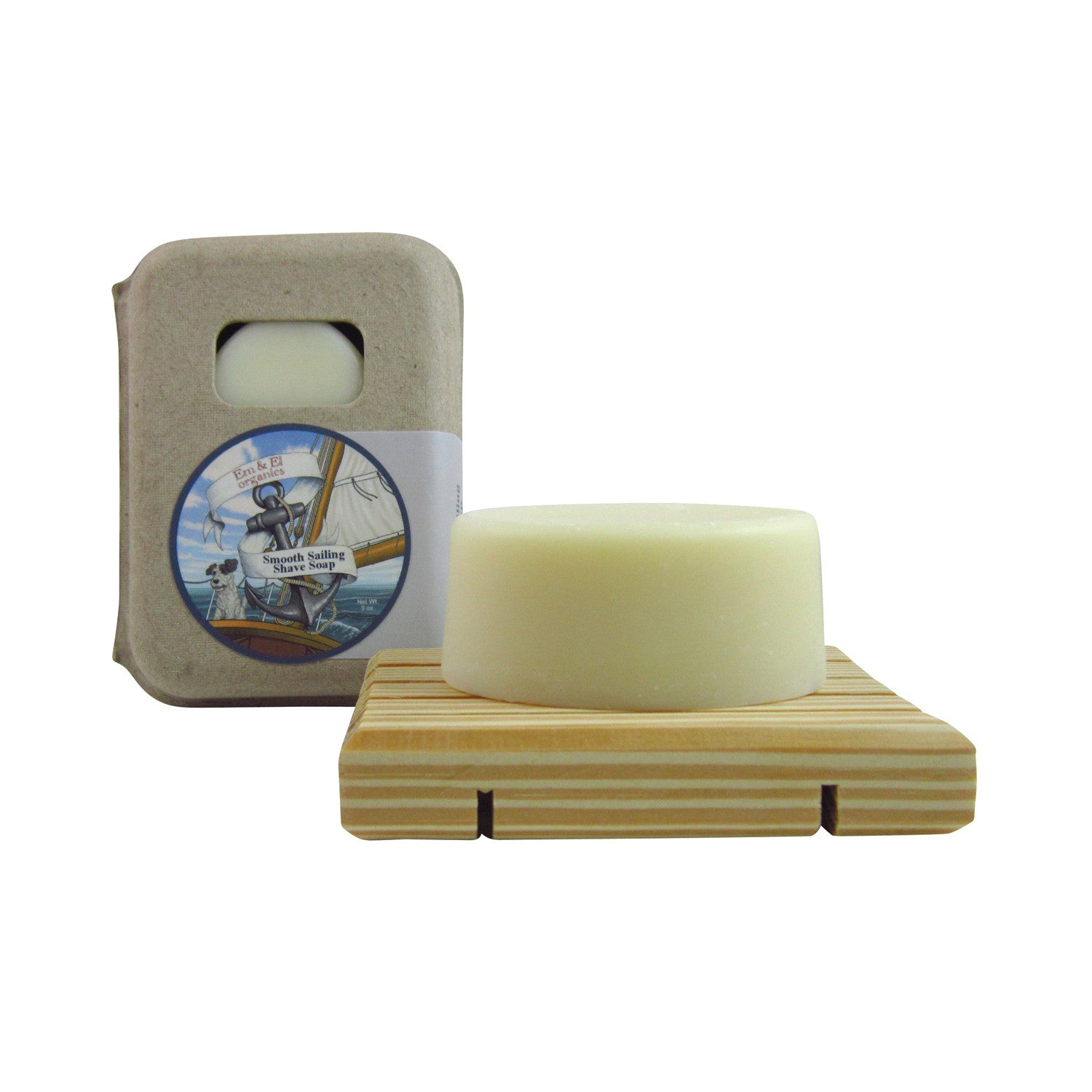 Men's Organic Cedarwood Shave Soap